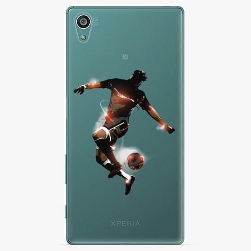 Plastový kryt iSaprio - Fotball 01 - Sony Xperia Z5