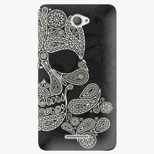 Plastový kryt iSaprio - Mayan Skull - Sony Xperia E4