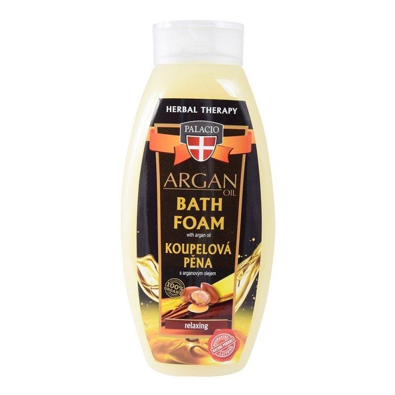 Arganový olej pěna do koupele, 500ml