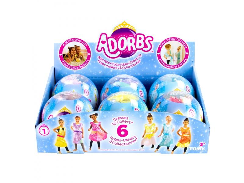 Adorbs - Šatičky fialové