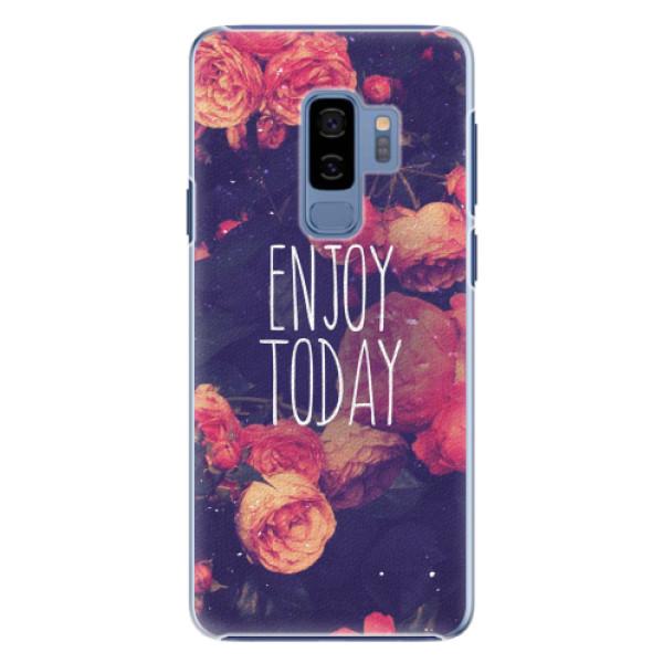 Plastové pouzdro iSaprio - Enjoy Today - Samsung Galaxy S9 Plus