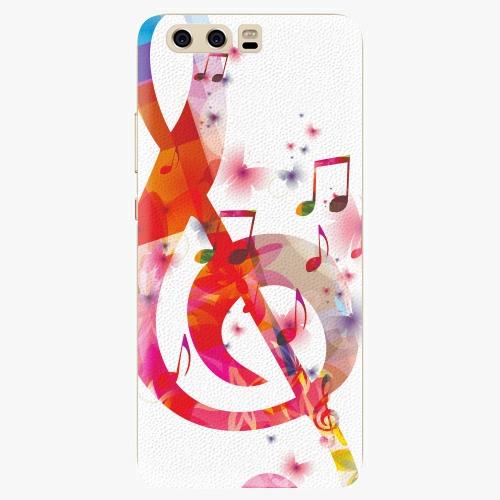 Plastový kryt iSaprio - Love Music - Huawei P10
