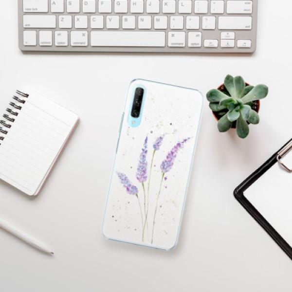 Plastové pouzdro iSaprio - Lavender - Huawei P Smart Pro