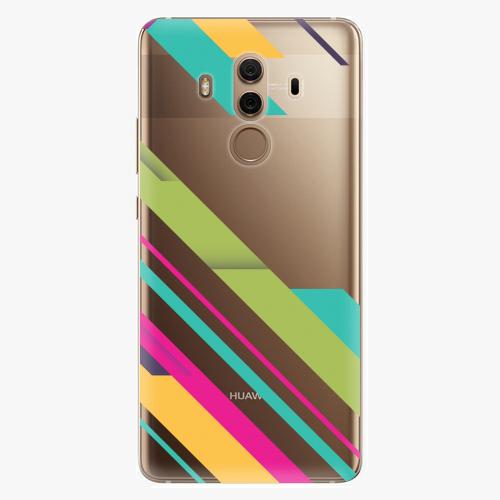 Plastový kryt iSaprio - Color Stripes 03 - Huawei Mate 10 Pro