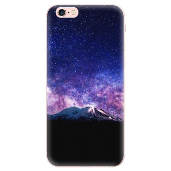 Odolné silikonové pouzdro iSaprio - Milky Way - iPhone 6 Plus/6S Plus