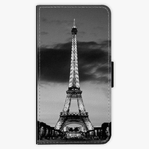 Flipové pouzdro iSaprio - Midnight in Paris - Samsung Galaxy J7 2016
