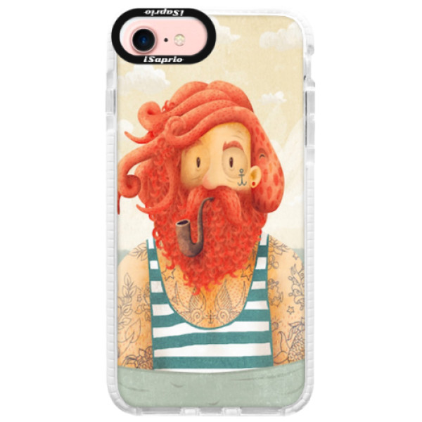 Silikonové pouzdro Bumper iSaprio - Sailor - iPhone 7