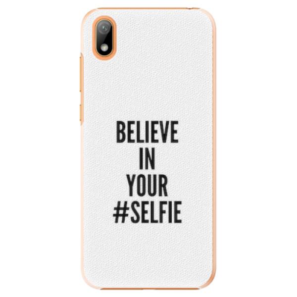 Plastové pouzdro iSaprio - Selfie - Huawei Y5 2019