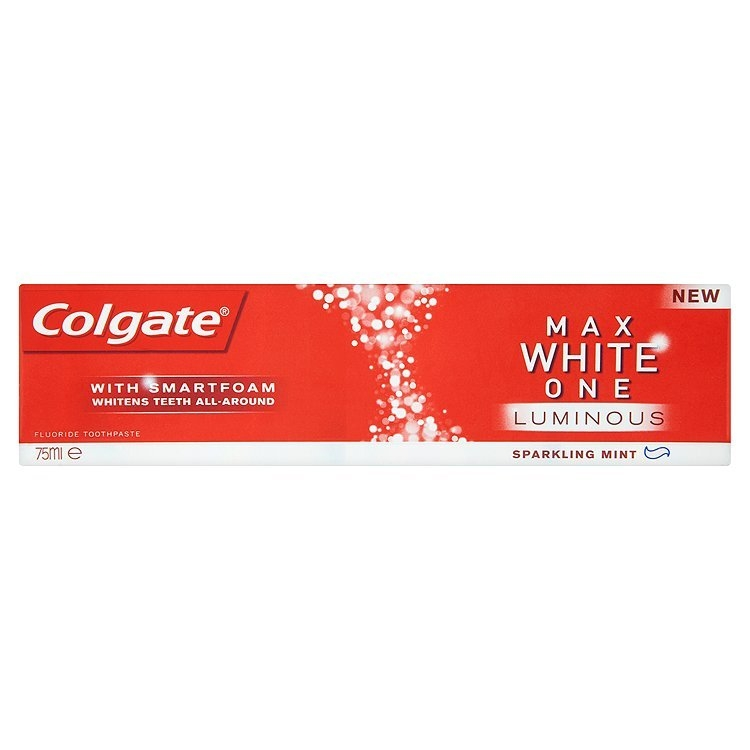 Max White One Luminous Zubní pasta 75 ml
