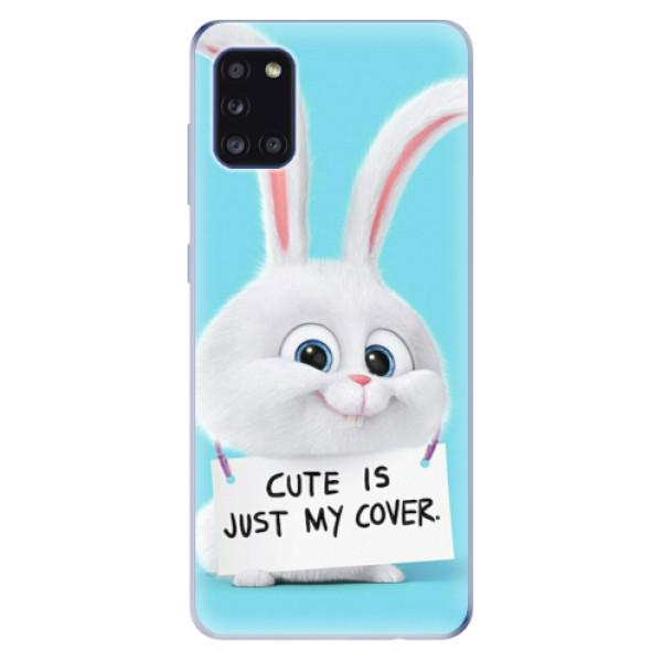 Odolné silikonové pouzdro iSaprio - My Cover - Samsung Galaxy A31