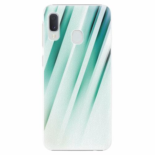 Plastový kryt iSaprio - Stripes of Glass - Samsung Galaxy A20e