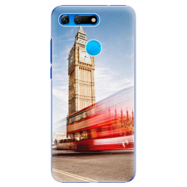 Plastové pouzdro iSaprio - London 01 - Huawei Honor View 20