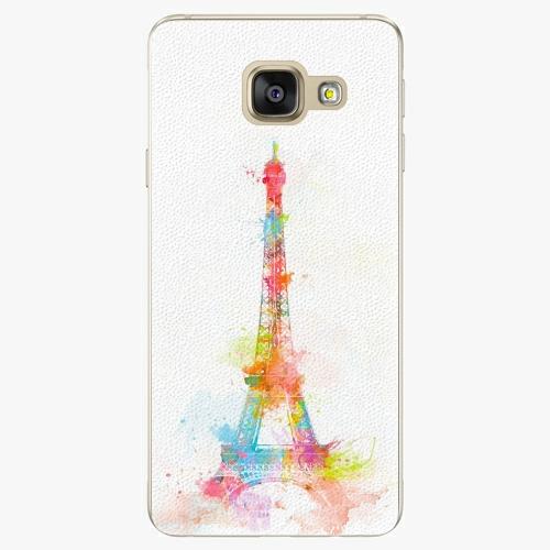 Plastový kryt iSaprio - Eiffel Tower - Samsung Galaxy A3 2016