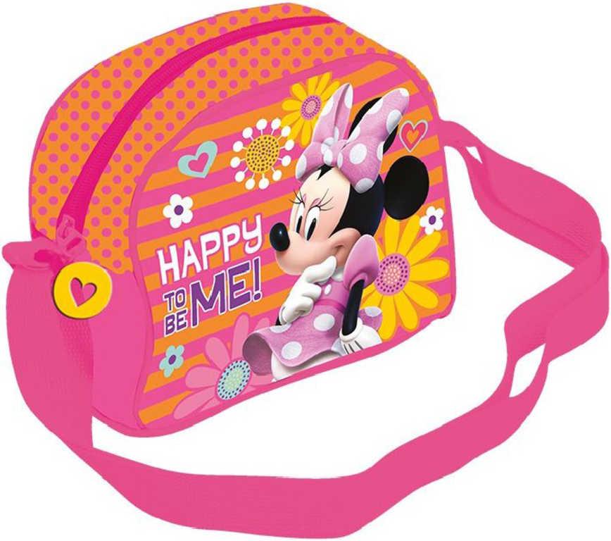 Taška přes rameno Disney Minnie Mouse dětská kabelka