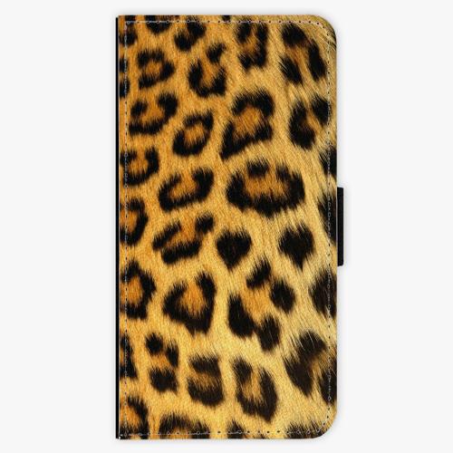 Flipové pouzdro iSaprio - Jaguar Skin - iPhone 7 Plus