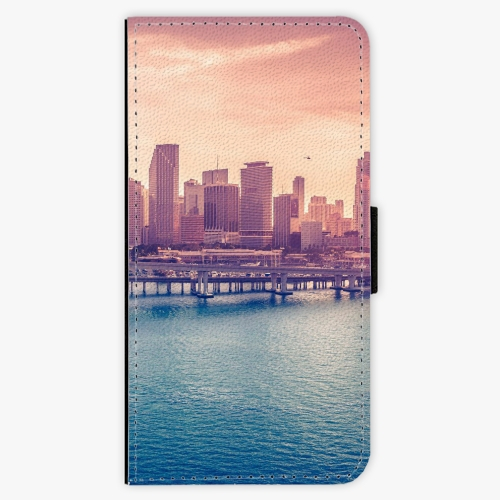 Flipové pouzdro iSaprio - Morning in a City - Huawei Honor 10