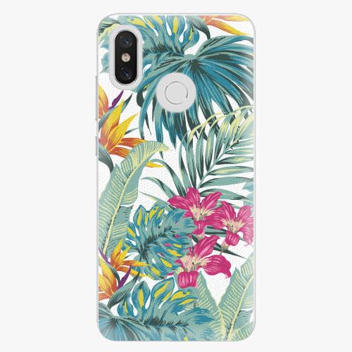 Plastový kryt iSaprio - Tropical White 03 - Xiaomi Mi 8