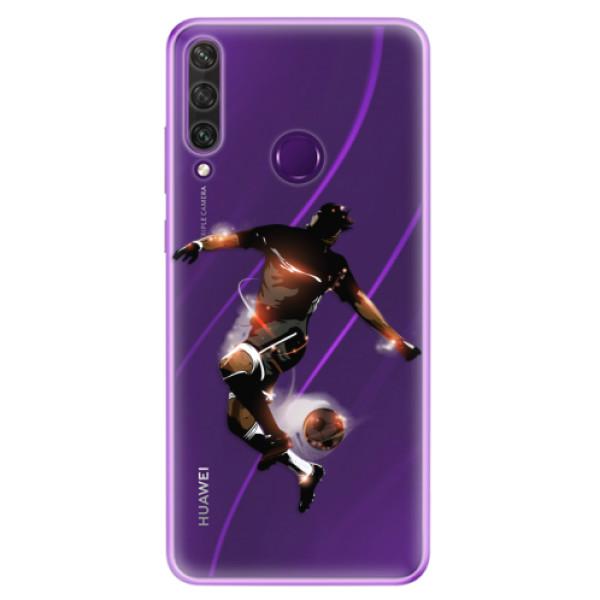 Odolné silikonové pouzdro iSaprio - Fotball 01 - Huawei Y6p