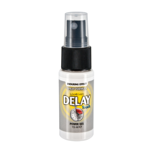 Znecitlivující sprej na penis DELAY Touch - 15 ml
