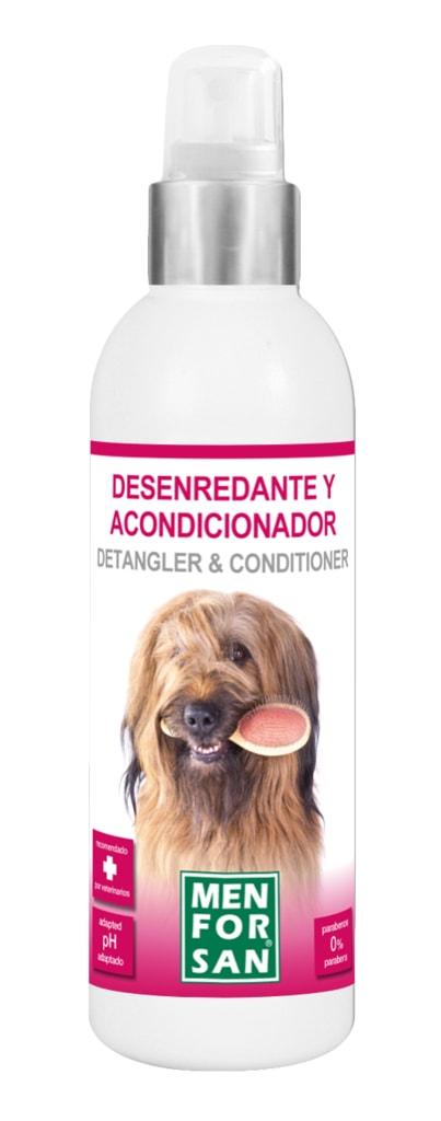 Menforsan přírodní kondicionér pro psy, 125ml