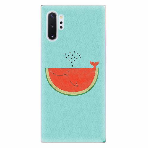 Silikonové pouzdro iSaprio - Melon - Samsung Galaxy Note 10+