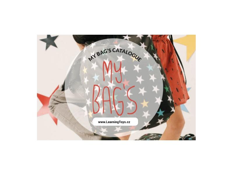 My Bags - Kufřík Sweet Dreams Black