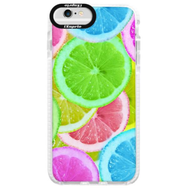 Silikonové pouzdro Bumper iSaprio - Lemon 02 - iPhone 6 Plus/6S Plus
