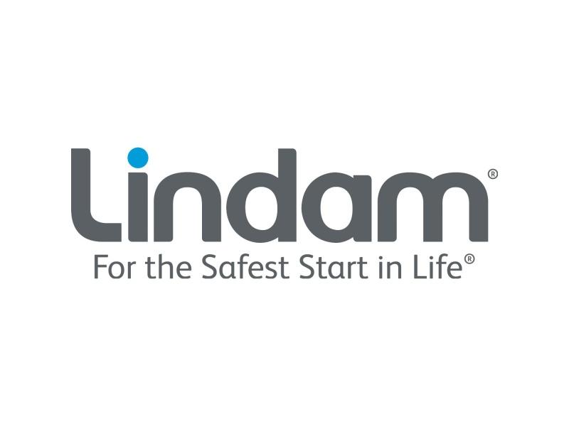 Lindam - Dětská zábrana Sure Shut Deco