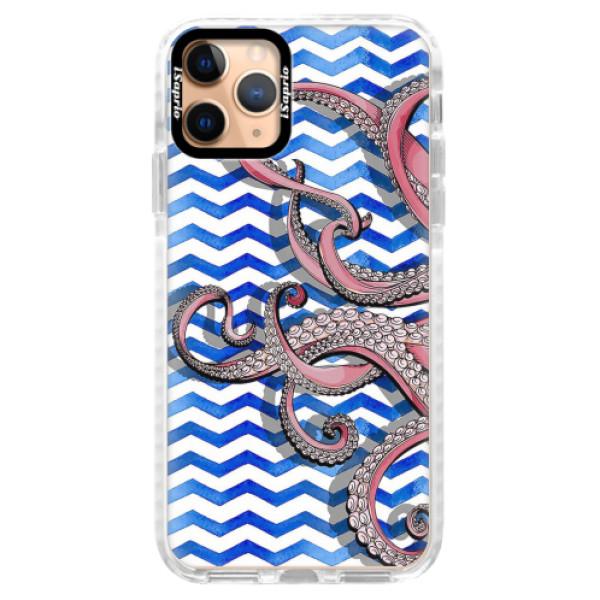 Silikonové pouzdro Bumper iSaprio - Octopus - iPhone 11 Pro