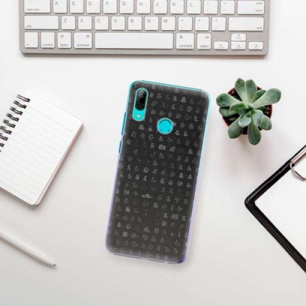 Plastové pouzdro iSaprio - Ampersand 01 - Huawei P Smart 2019
