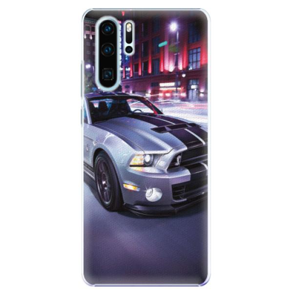 Plastové pouzdro iSaprio - Mustang - Huawei P30 Pro