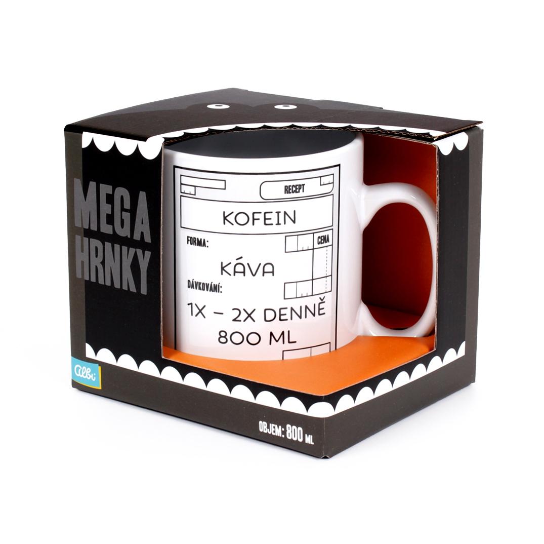 Megahrnek - Recept