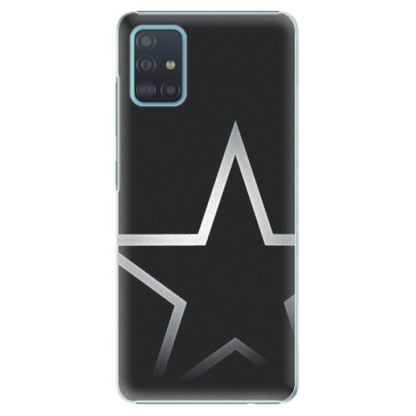 Plastové pouzdro iSaprio - Star - Samsung Galaxy A51