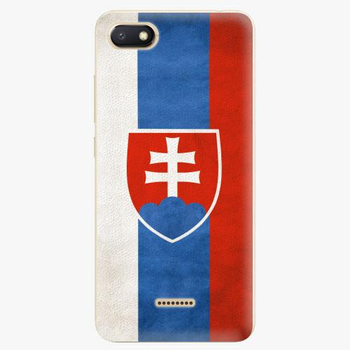 Plastový kryt iSaprio - Slovakia Flag - Xiaomi Redmi 6A