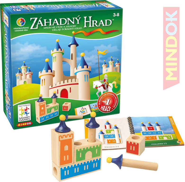 MINDOK HRA SMART Záhadný hrad