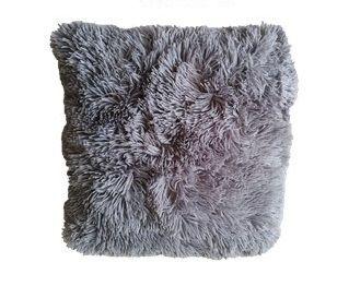 Povlak na polštář Peluto - šedá
