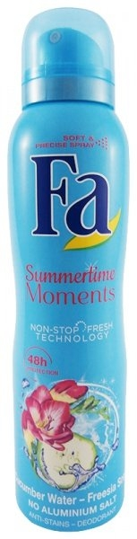 Deodorant sprej Summertime Moments 150 ml