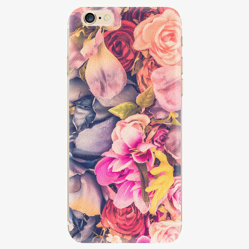 Plastový kryt iSaprio - Beauty Flowers - iPhone 6/6S
