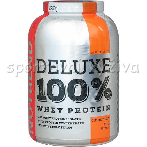 Deluxe 100% Whey - 2250g-citronovy-cheesecake