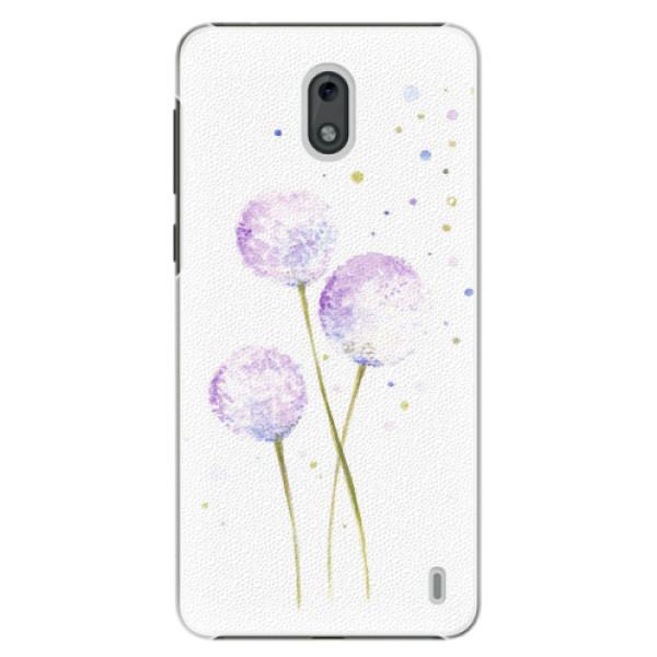 Plastové pouzdro iSaprio - Dandelion - Nokia 2