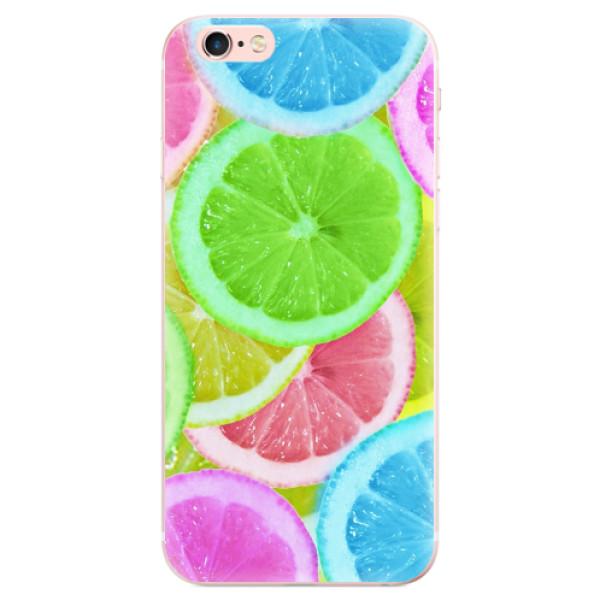 Odolné silikonové pouzdro iSaprio - Lemon 02 - iPhone 6 Plus/6S Plus