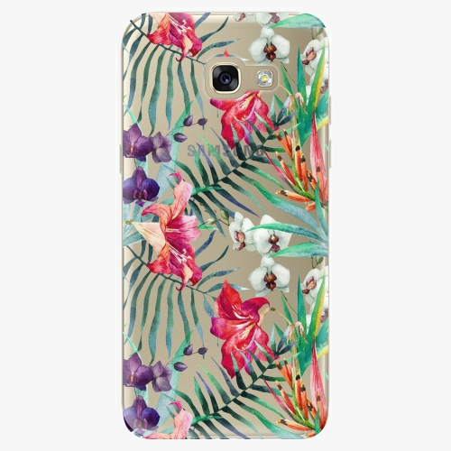 Plastový kryt iSaprio - Flower Pattern 03 - Samsung Galaxy A5 2017