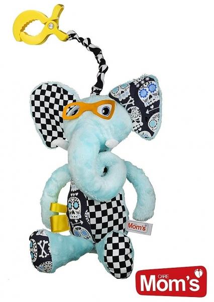 hencz-toys-edukacni-hracka-hencz-s-piskatkem-slonik-modry