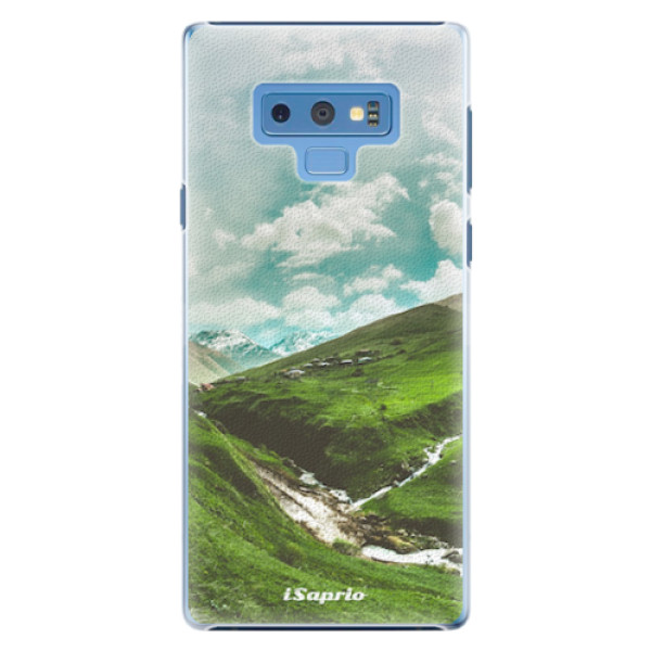 Plastové pouzdro iSaprio - Green Valley - Samsung Galaxy Note 9