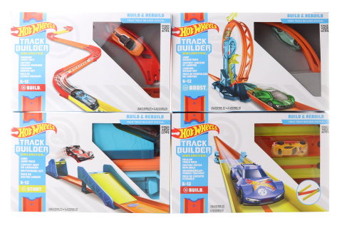 Hot Wheels Track builder set pro stavitele GLC87