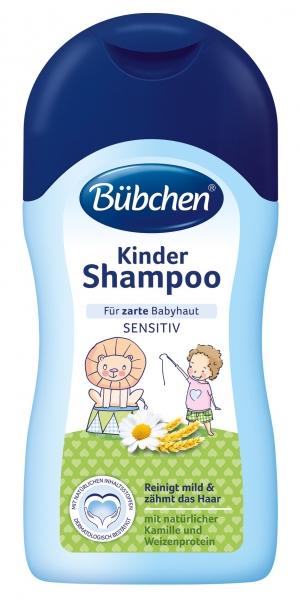 Bübchen Dětský šampon sensitiv 200 ml