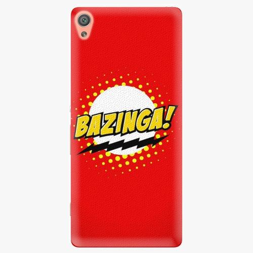 Plastový kryt iSaprio - Bazinga 01 - Sony Xperia XA