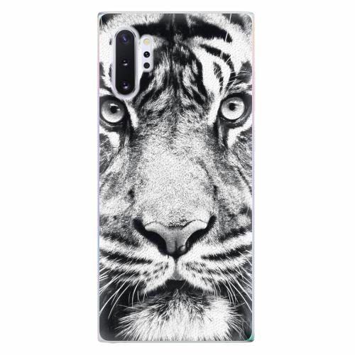 Silikonové pouzdro iSaprio - Tiger Face - Samsung Galaxy Note 10+