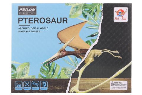 Tesání Pterosaur