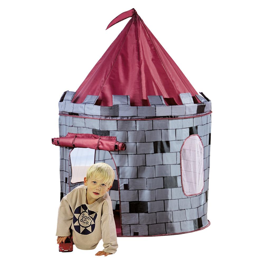 Dětský stan - hrad